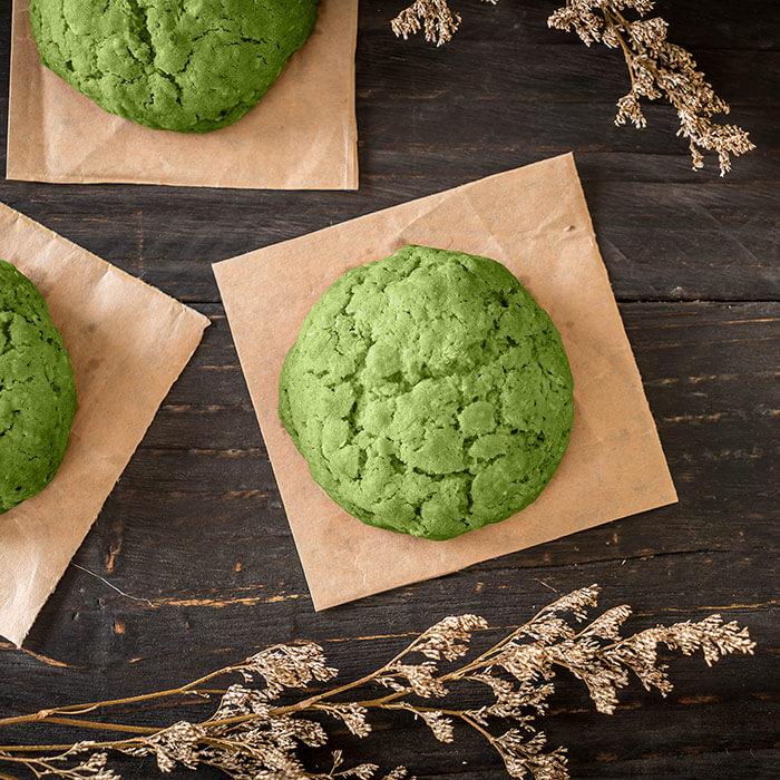 Healthy Green Kale Cookies