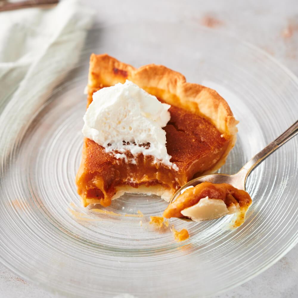 Vegan Pumpkin Pie (Easy)