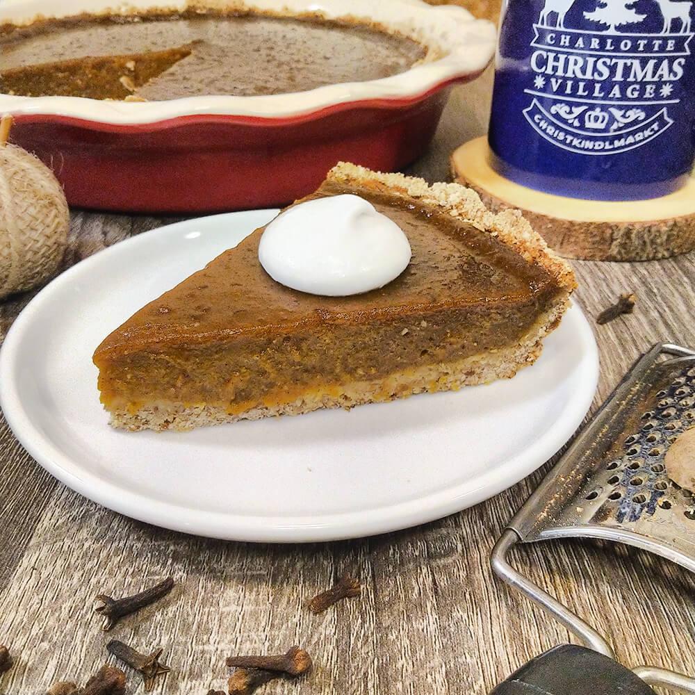 Whole Foods Pumpkin Pie
